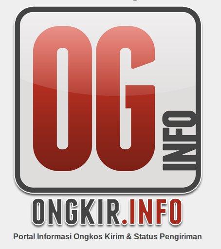 Info Pencarian Ongkos Kirim Tracking Terpadu